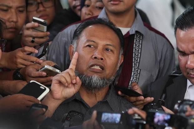 Bambang Widjojanto Minta Firli Bahuri Cs Jalankan Rekomendasi Ombudsman