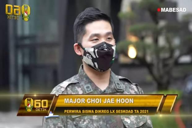 Kisah Major Choi Jae Hoon, Perwira Korsel yang 2 Kali Ikut Pendidikan TNI AD