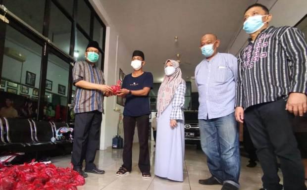 Kurban Ratusan Ekor Sapi, PDIP Sulsel Jadikan Idul Adha Momentum Berbagi di Tengah Pandemi COVID-19