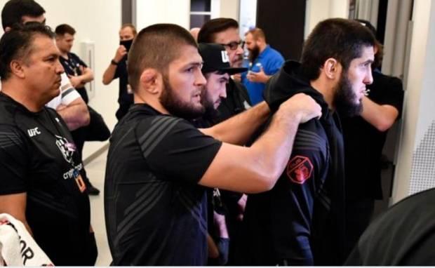 Islam Makhachev Jagoan Khabib Tuntaskan Perseteruan Khabib vs McGregor