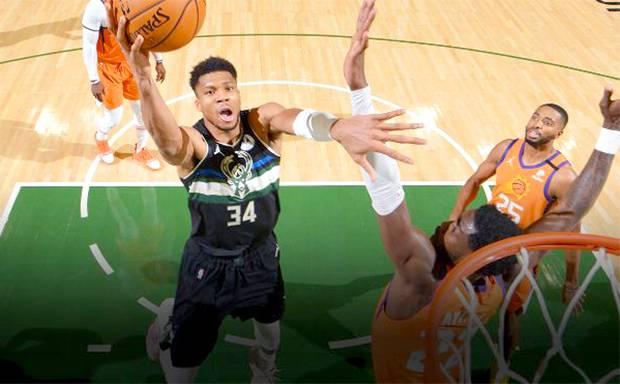 Sejarah! Milwaukee Bucks Juara NBA 2020/2021 Usai Pecundangi Phoenix Suns