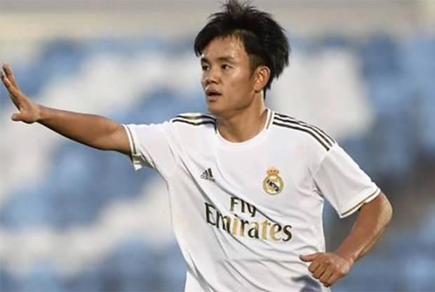 Winger Real Madrid Bidik Medali Emas Olimpiade Tokyo 2020 untuk Jepang