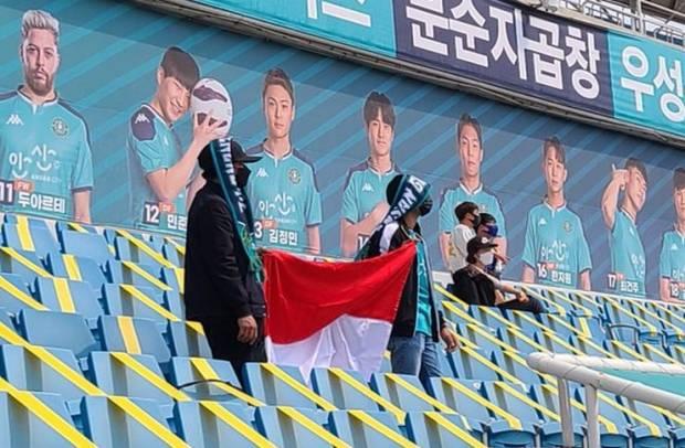 Siasat Suporter Indonesia Bisa Dukung Langsung Asnawi di K-League Tanpa Kena Hukuman