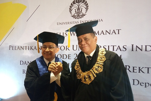 Statuta Diubah demi Rangkap Jabatan Rektor UI Tanda Runtuhnya Etika Moral