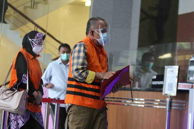 KPK Periksa Anggota DPRD Jawa Barat Asal Golkar terkait Suap Proyek di Indramayu