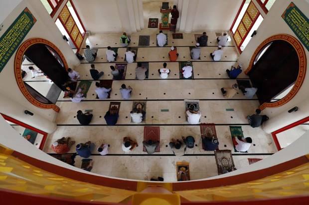 81% Masyarakat Lebih Religius, 97% Merasa Agama Membantu Selama Pandemi