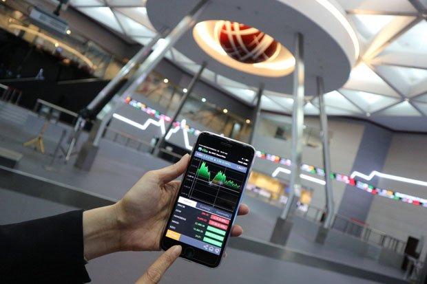 Kasus Covid-19 Turun, Investor Asing Berburu Saham Perbankan Big Caps
