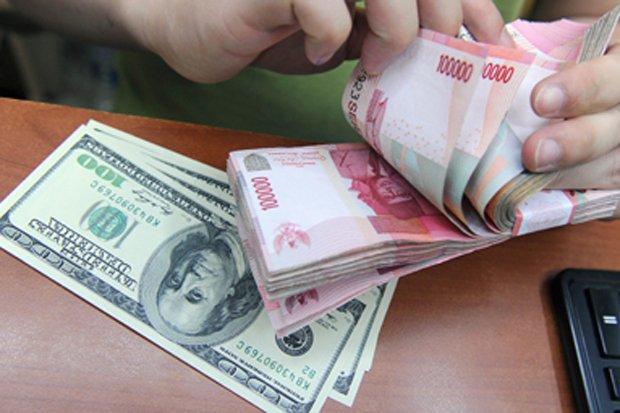 Ketidakpastian Pasar Keuangan Global Tak Bikin Rupiah Ajrut-ajrutan