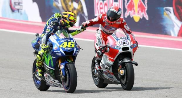 Valentino Rossi Bakal Pensiun dari MotoGP, Dovizioso Siap Manfaatkan Peluang