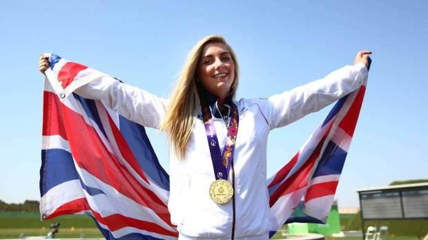 Amber Hill Kena Covid 19, Inggris Raya Kehilangan Andalan di Cabor Menembak