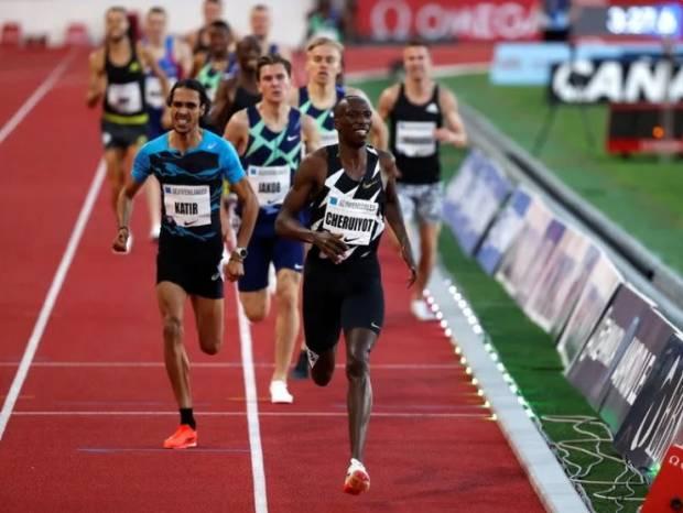 Pelari Kenya Optimis Raih Emas pada Debutnya di Olimpiade