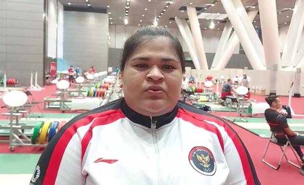 Hari Ini Nurul Akmal Bawa Merah Putih di Pembukaan Olimpiade Tokyo 2020