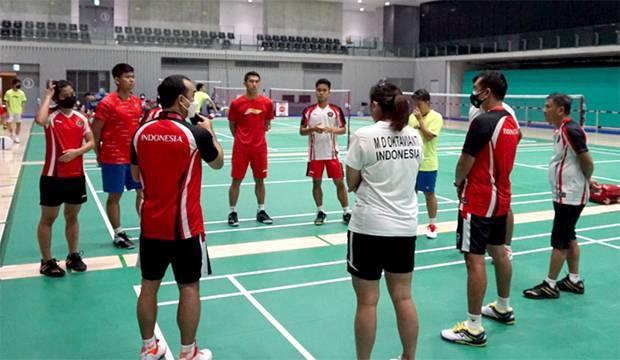 Jadwal Wakil Indonesia di Cabang Bulu Tangkis Olimpiade Tokyo 2020