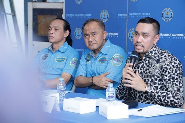 Polisi Tindak 19.229 Kasus Narkoba, DPR Sebut Pandemi Jadi Momentum Para Bandar