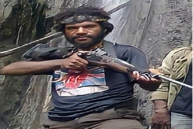 Daftar Teror yang Dilakukan Osimin Wenda Anggota KKB Puncak Jaya Papua