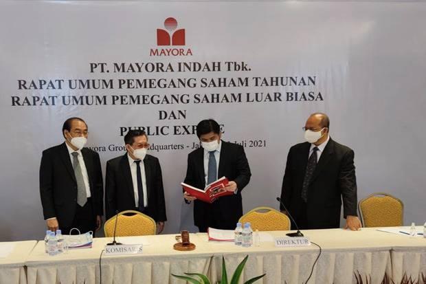 MYOR Mayora Indah Bagikan Dividen Tunai Rp1,162 Triliun, Catat Tanggal Cairnya