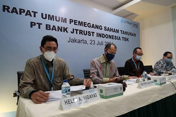 BCIC RUPST J Trust Bank Setujui Rencana Rights Issue, Duitnya Buat Tambah Modal