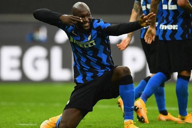 Cegah Gabung Klub London, Inter Milan Banderol Lukaku Rp2 Triliun