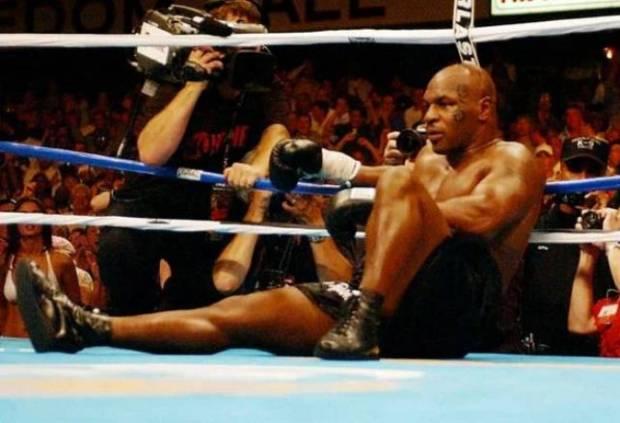 Kekalahan Terbesar Mike Tyson Yang Paling Disesali dalam Hidupnya