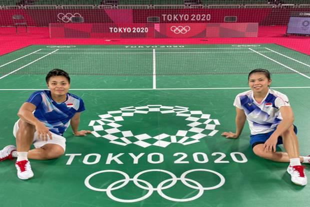 Hari Ini, Jadwal Bulu Tangkis Olimpiade Tokyo 2020