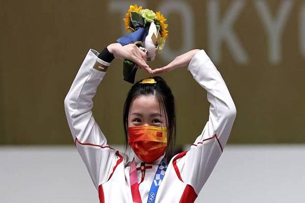 Daftar Perolehan Medali Olimpiade Tokyo 2020, Sabtu (24/7/2021) Pukul 12.00 WIB