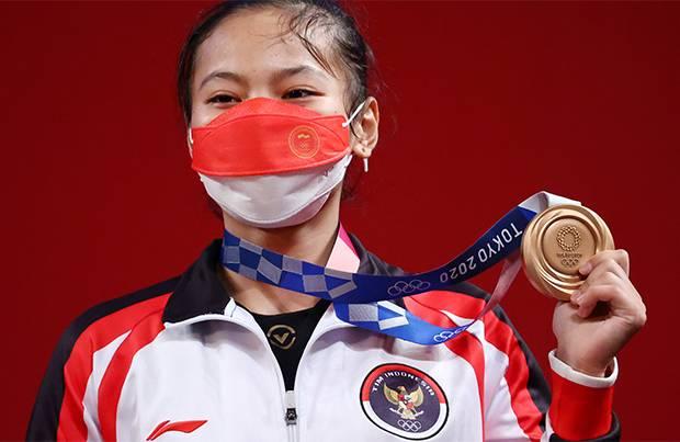 Daftar Perolehan Medali Olimpiade Tokyo 2020, Sabtu (24/7/2021) Pukul 20.00 WIB