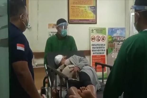 Tangis Pecah di Tol Cipali, Polantas Polres Majalengka Selamatkan Ibu Melahirkan di Bus