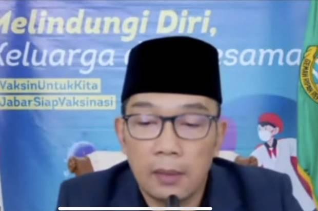 Ridwan Kamil Akui Jawa Barat Paling Rawan Penularan Covid-19