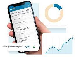 TECH Aplikasi Kasir Online KAWN POS Siap Dampingi Bisnis F&B dengan Pendekatan Big Data