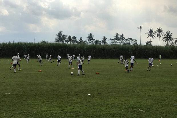 Imbas PPKM Level 4, Latihan Akademi Arema Terganggu