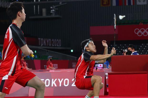 Hasil Bulu Tangkis Olimpiade Tokyo 2020: The Minions Dikalahkan Wakil Taiwan