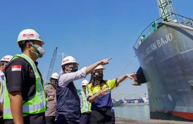 Pemprov Jawa Timur Terima Bantuan Iso Tank Oksigen 60 Ton