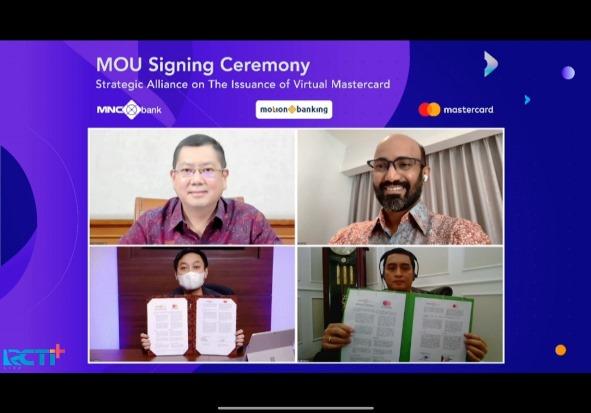 BABP MotionMastercard Pertama di RI, Hary Tanoe: MNC Group Dukung Penuh Pertumbuhan MotionBanking (BABP)   Halaman 2