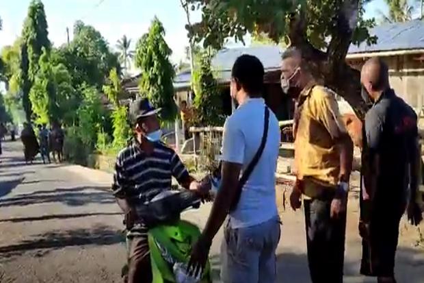 Jemput Warga Isoman Menuju Lokasi Karantina Terpusat, Satgas COVID-19 Diprotes