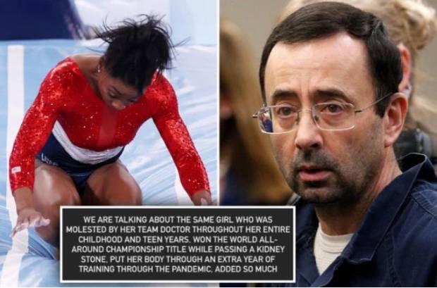 Simone Biles Ungkap Pelecehan Seksual Mengguncangnya di Olimpiade Tokyo 2020