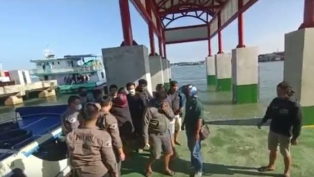 4 Hari Buron, Pembunuh Satpam dan Perampok Toko di Tarakan Ditangkap