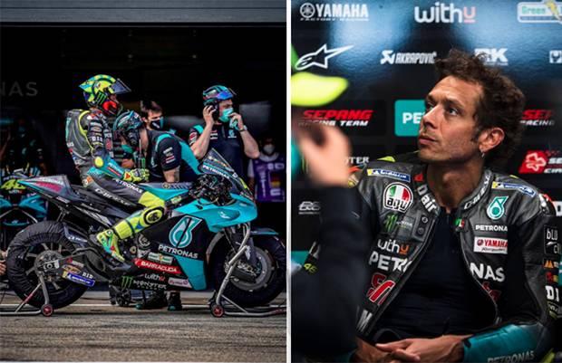Valentino Rossi Buka-bukaan Soal Penampilan Buruknya di MotoGP 2021