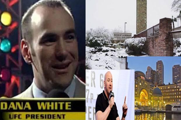 Kisah Dana White: Sekolah DO, Jadi Pelayan, Kini Bos UFC Miliarder