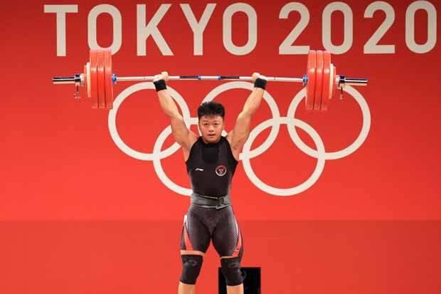 Baru Berusia 20 tahun, Menpora Harap Rahmat Berprestasi di Olimpiade Paris 2024
