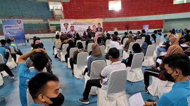 Tatap PON Papua 2021, Kontingen Sulsel Terima Vaksin Tahap Kedua