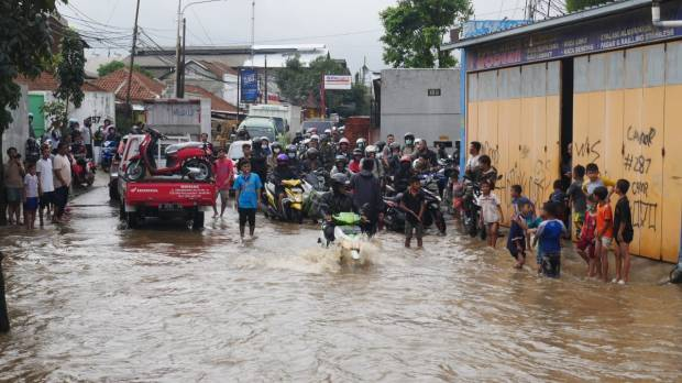 Marak Alih Fungsi Lahan, Penanganan Banjir di Cimahi Mesti Terintegrasi