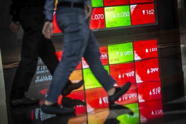 IHSG Bursa Sepekan Terakhir Loyo, Aksi Jual Investor Asing Capai Rp1,04 Triliun