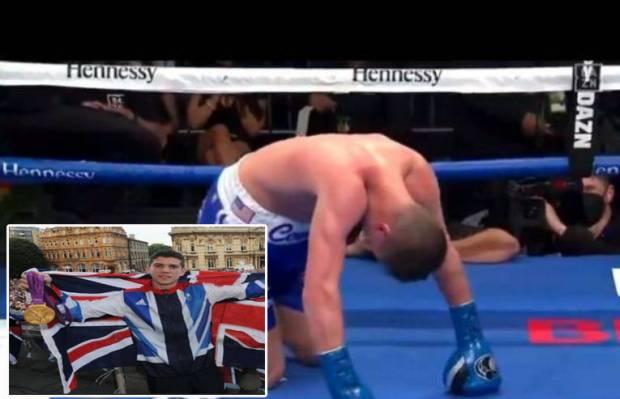 Kalah KO dari Ryan Garcia, Akhir Tragis Luke Campbell sang Juara Olimpiade
