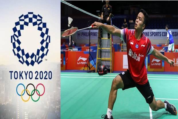 Jadwal Pertandingan Bulu Tangkis Olimpiade Tokyo 2020, Sabtu (31/7/2021)
