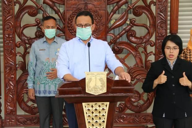 Anies Ingin Bukti Vaksinasi untuk Aktivitas di DKI, DPR: Bukan Ide Baru