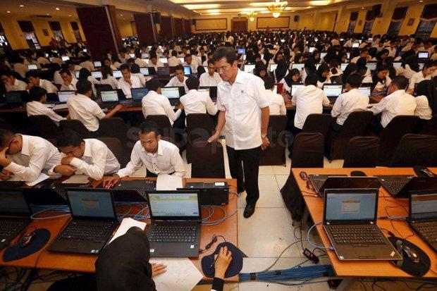 Ambang Batas Kelulusan Tes CPNS 2021 Naik, Simak Hitungannya