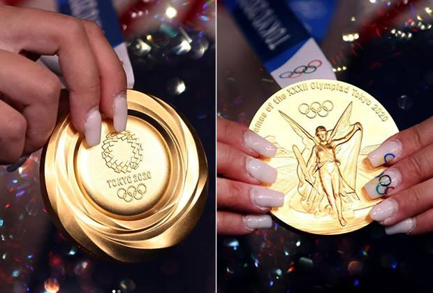 Daftar Perolehan Medali Olimpiade Tokyo 2020, Minggu (1/8/2021) Pukul 20.00WIB