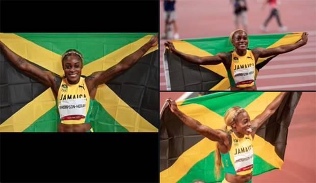 Kisah Ajaib 3 Sprinter Jamaika Sapu Bersih Medali di Nomor Lari 100 Meter Putri
