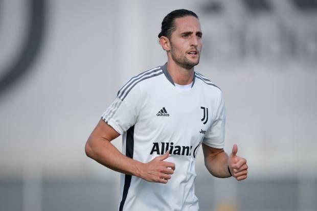 Adrien Rabiot Terancam Absen di Laga Pembuka Juventus