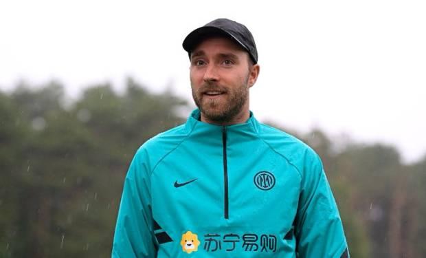 Lanjutkan Karier, Christian Eriksen Sambangi Tempat Latihan Inter Milan